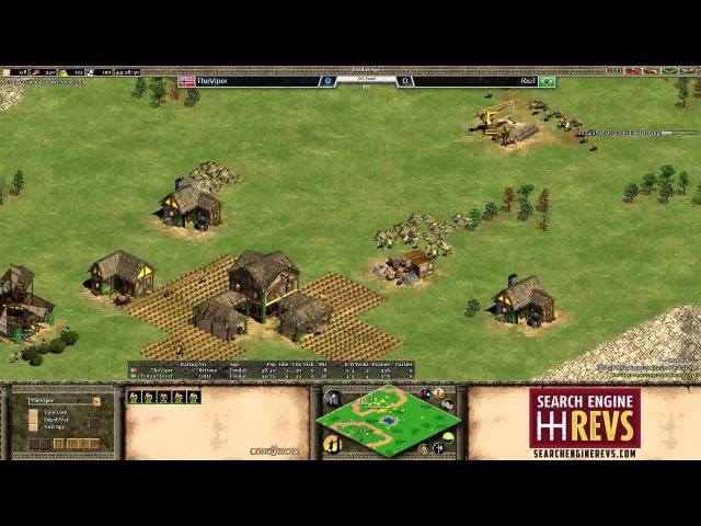 TEC TheViper vs RiuT Game 1