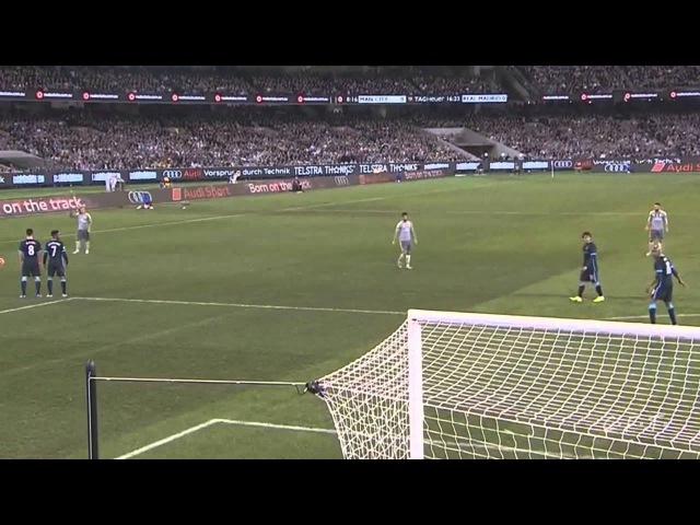 Луканың «Манчестер Ситиге» қарсы ойындағы әрекеттері