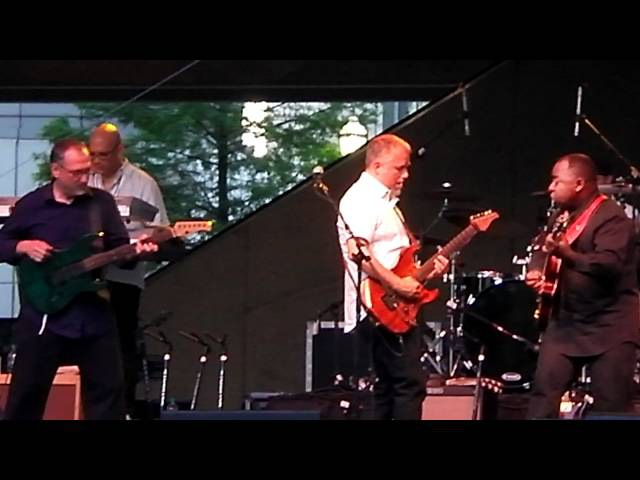 Guitarzzz- featuring: Chuck Loeb, Chieli Minucci Paul Jackson Jr, Jacksonville Jazz Festival 2011