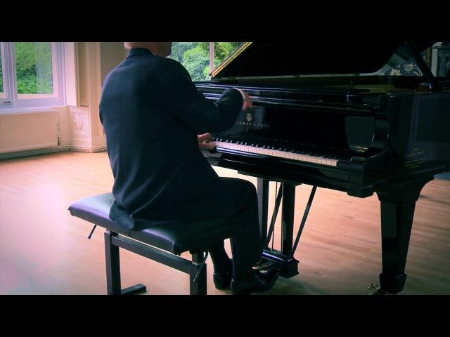Scott Joplin - Solace performed by Phillip Dyson