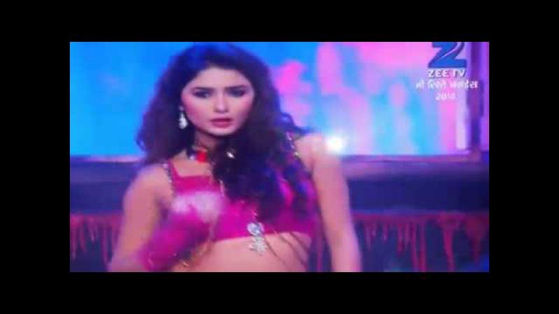 Hot and Sizziling performance of Leena jumani