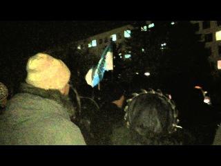 Самарский НОД принял участие в митинге в поддержку Олега и Алексея Навальных