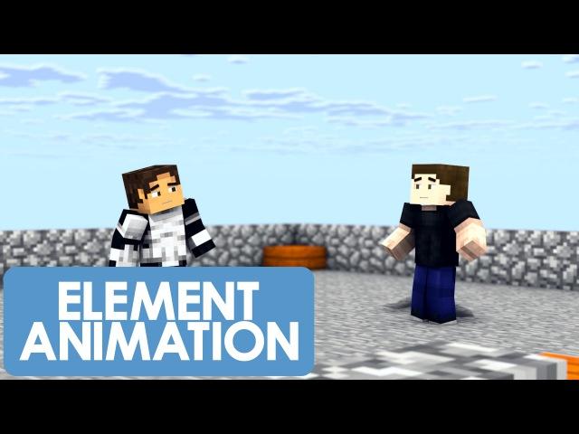 Shorts in Minecraft - Admin (Animation)