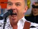 Batmobile live on Russian TV '5 Kanal'