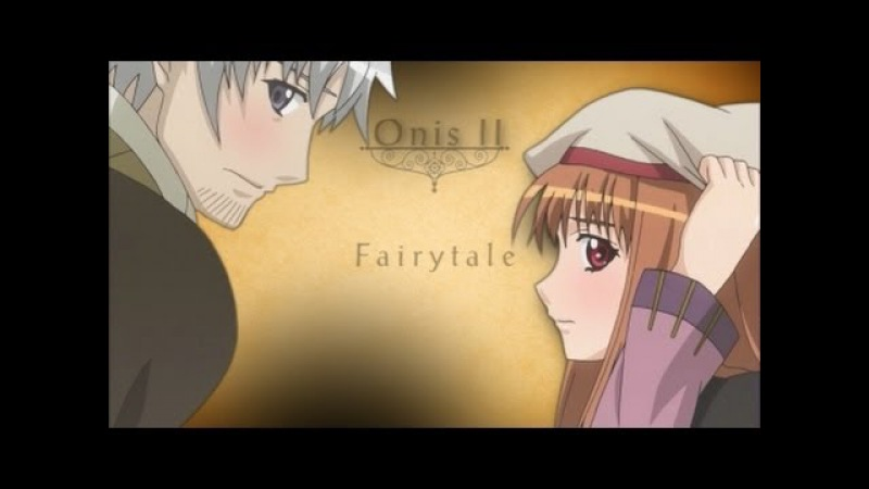 AMV - Onis II Fairytale - Bestamvsofalltime Anime MV ♫