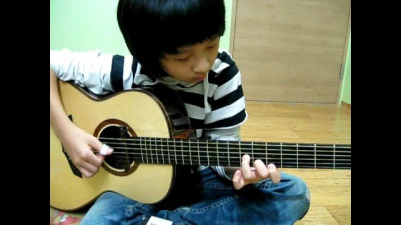 Movie Theme Pirates Of The Caribbean Sungha Jung