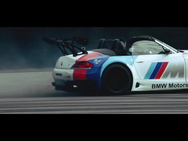 BMW Z4M Le Mans