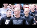Antifa vs Kotleba Banik Ostrava hooligans protest proti imigrantom Bratislava Utok Mazureka