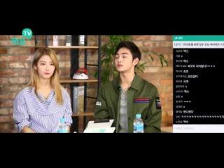 [HeyoTV] Nam JiHyun, Kim Min Jae & Park Sihwan - 육아상식 O,X 퀴즈