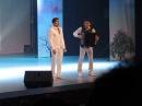 момент концерта Ришата Тухватуллина 27 ноября 2015 года в городе Уфа
