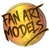FAN ART MODELS