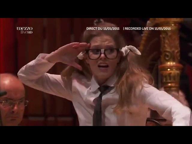 El misterio de la macabra - Barbara Hannigan y la Sinfónica de Londres