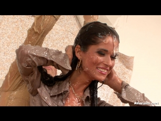 Nessa devil rebecca wallpaper wetlook babes