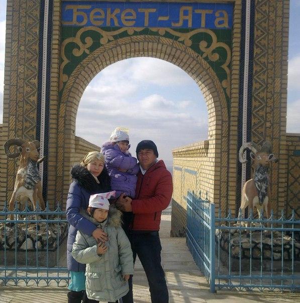 Фариза Кошенова, Актау, Казахстан