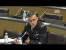 Audition du Général Bertrand Soubelet, dir. des opérations