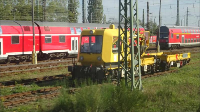 Zugverkehr auf der Thuringer Bahn und im Saaletal Teil 13 Rudolstadt Bad Kosen Halle