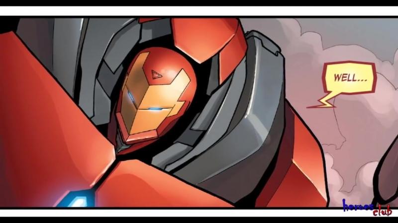 Новая Броня Железного Человека. Invincible Iron Man. New Armour. Способности. Халкбастер.Hulkbuster
