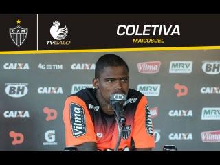 25/08/2016 Entrevista Coletiva: Maicosuel