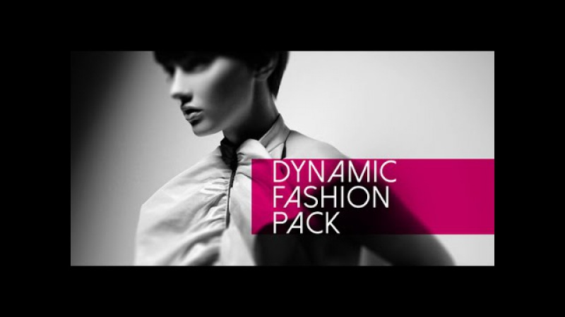 8 Dynamic Fashion Pack| VideoHive Templates | After Effects Project Files