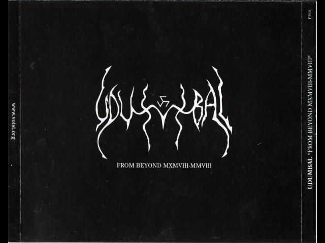 Udumbal Janua Inferni From Beyond MXMVIII MMVIII CD4