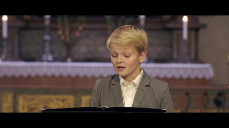 Aksel Rykkvin Concert in Oslo Cathedral