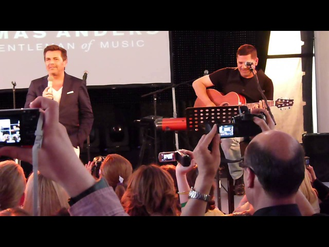 Thomas Anders - Judy (Acoustic Version - International Fanday 14.06.2014)