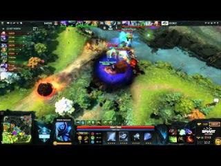 KingR Rubick Black Hole turnaround Secret vs Empire @ ESL ONE MANILA