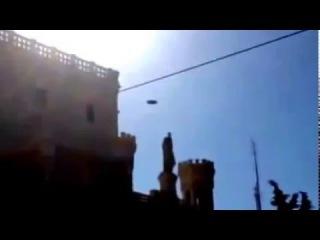 UFO in Jerusalem.  НЛО в Иерусалиме