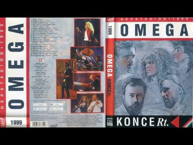 ЛЕГЕНДАРНАЯ РОК - ГРУППА OMEGA - KONCERT 1999 (Венгрия)(Высокое Качество 704x576p )(DVDRip-AVC)