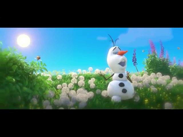 La Reine des Neiges - En été | Disney
