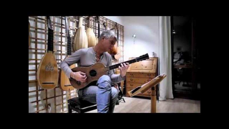 Так звучит единственная уцелевшая до наших дней гитара Страдивари