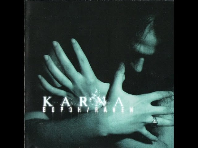 Karna - Raven (official full album streaming)