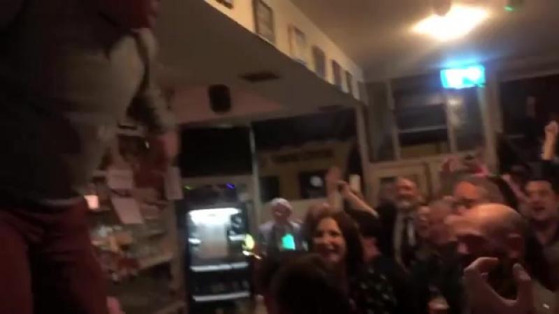 Entire Irish Pub Sing 'Mr Brightside' In Moving Send Off For Dead Friend