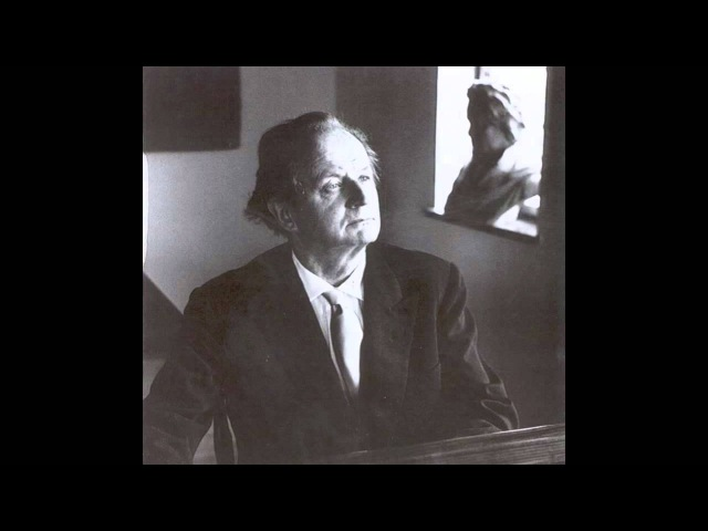 Wilhelm Kempff plays Beethoven's Sonata No 8 Op 13 Pathétique