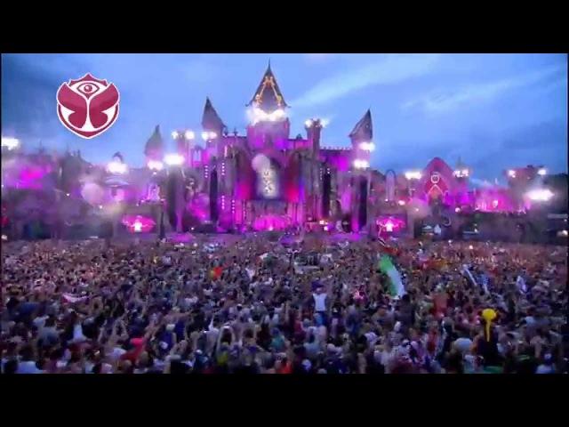 David Guetta - Shot Me Downvs BAD Live @ Tomorrowland 2015