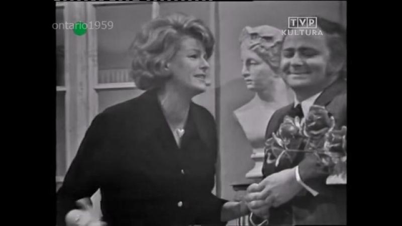Maria Koterbska Brzydula i rudzielec TVP 1971