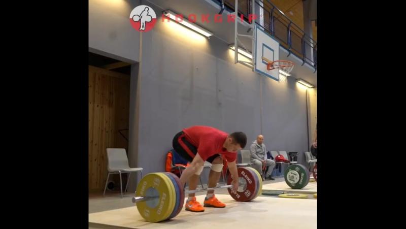 Łukasz Grela 94kg Poland