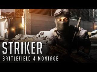 """Uncut Linho: """"Striker"""" - A Battlefield 4 Montage by Uncut Zatline"""