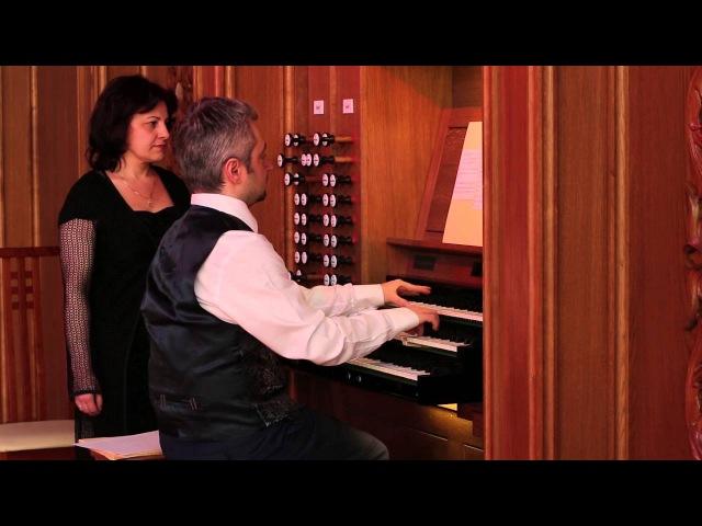 ПЕНЗАКОНЦЕРТ Концерт органной музыки Лука Массалья орган Италия