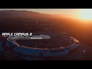Apple Campus 2: July 2016 Construction Update
