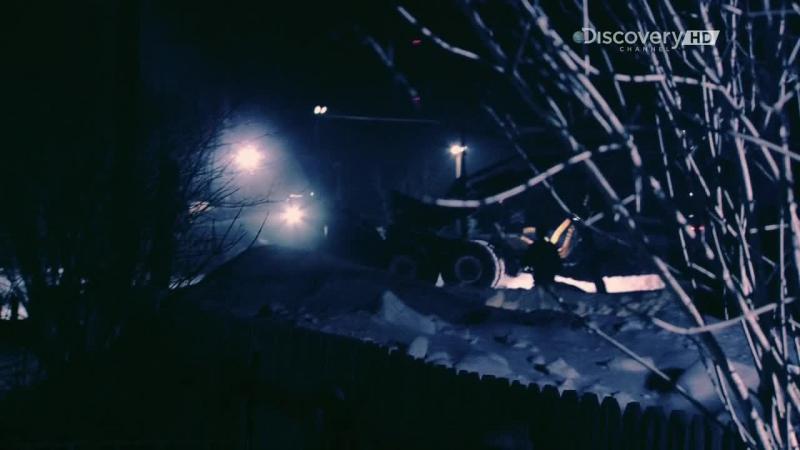 Сибирская рулетка Переезд