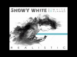 Snowy White And The White Flames - Riding The Blues