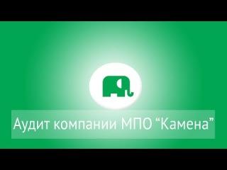 "АУДИТ МПО ""КАМЕНА"""