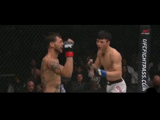 Doo Ho Choi vs Cub Swanson Highlights Ду Хо Чой vs Каб Свонсон Лучшие моменты Боя