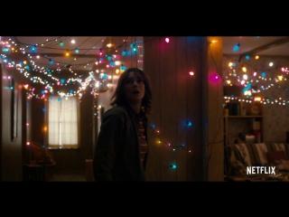 Загадочные события /Крайне странные события / Очень странные дела / Stranger Things (1 сезон) Трейлер (LostFilm) HD 1080