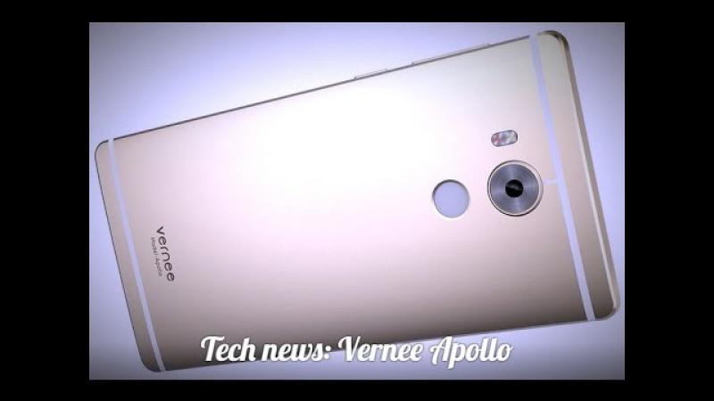 Smartphone Vernee Apollo with 6 GB of RAM, valued at $400 [Full HD] » FreeWka - Смотреть онлайн в хорошем качестве