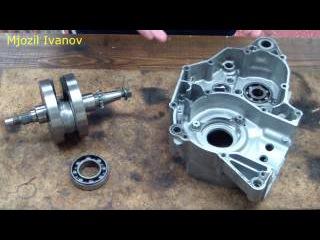 Ремонт и обслуживание мотоцикла: suzuki rmz250 или снова ремонт мотора часть 2
