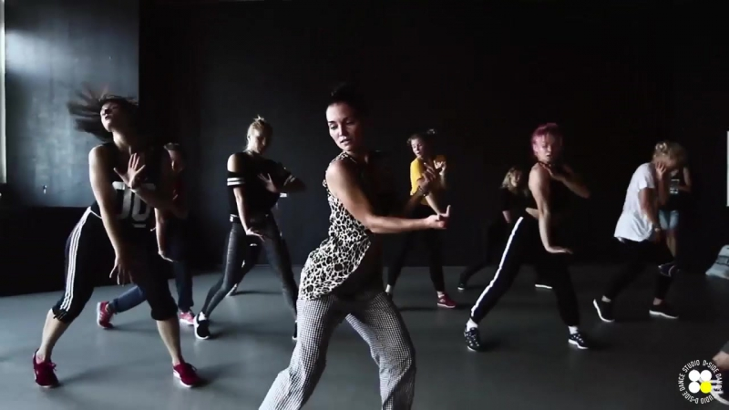 DJ TJAEY LOOK LIKE YOU AFRO REMIX Choreography by Maria Kozlova dance studio