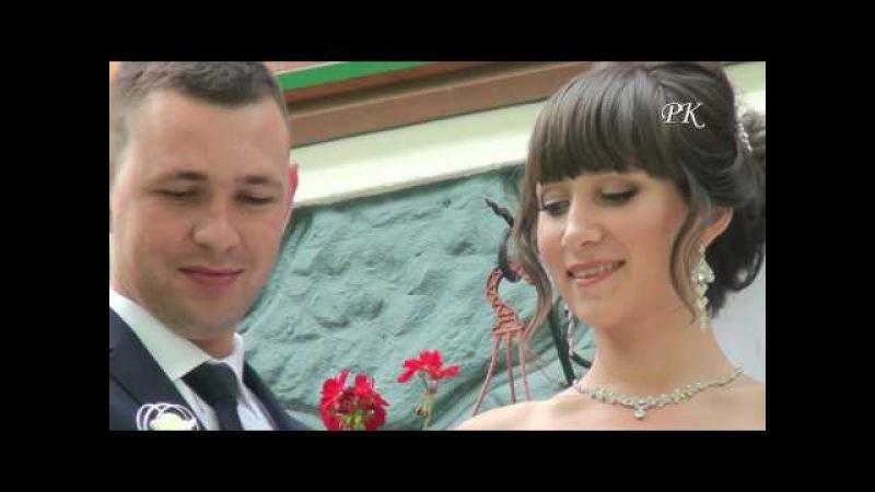 Романтична прогулянка молодят (м.Вашківці).- Walk the newlyweds (Vashkivtsi).
