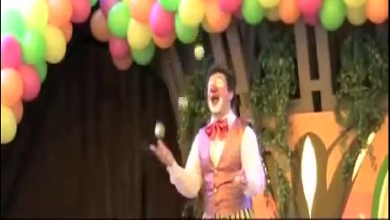 Клоуны Шурик и Верулик презентация эстрадная клоунада